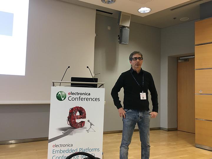 Alex Gonzalez Electronica Presentation