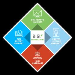 Digi Foundations Badge