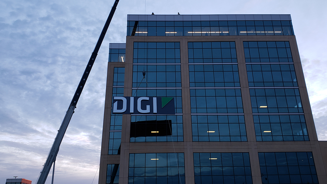 Digi Sign Installation