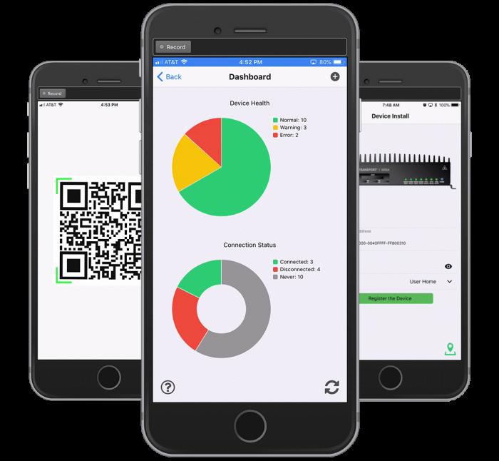 DRM Mobile App