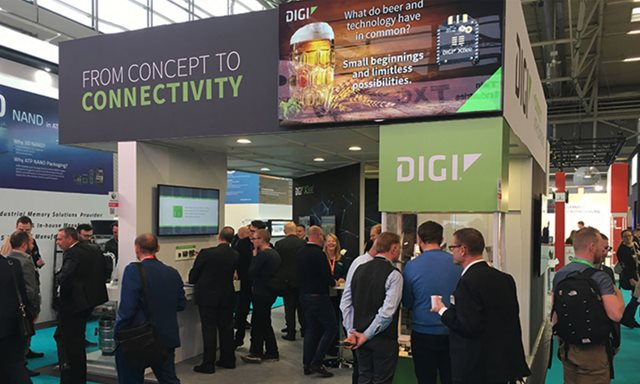Embedded Solutions and Edge-Computing Demos, Talks by IoT Experts at #ele18