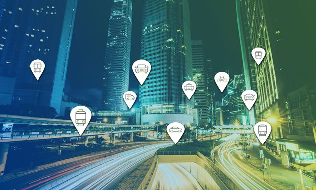 IoT in Transportation: Solutions and Applications