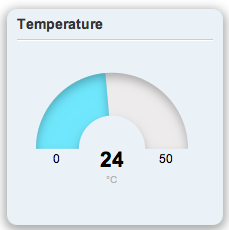 temperature-widget