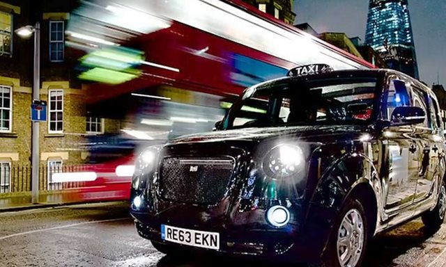 Powering the Worlds First Zero-Emission Cab