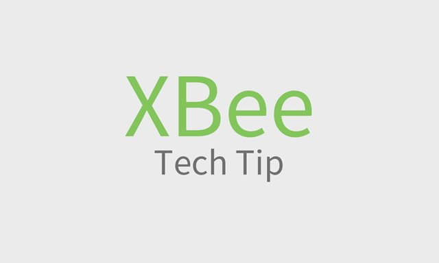 XBee Tech Tip: Using Remote AT Commands to Toggle an IO on a Remote XBee