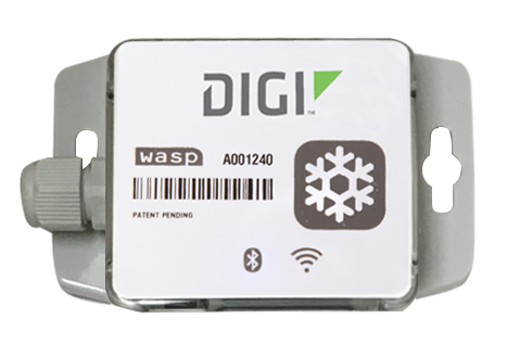 Digi Honeycomb gateway for automated food temperature monitoring
