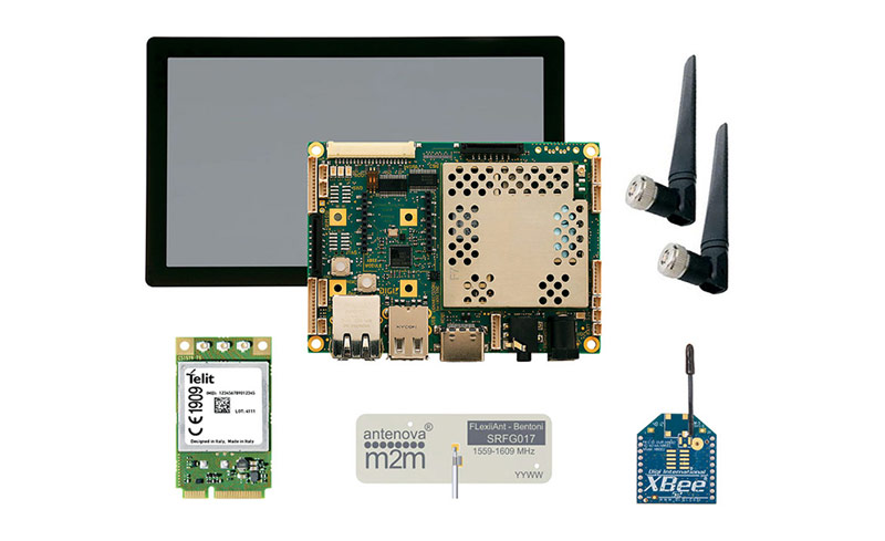 CC6 Wireless Connectivity In-A-Box Kit