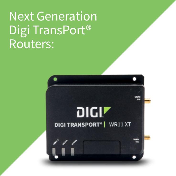 Digi TransPort WR11XT