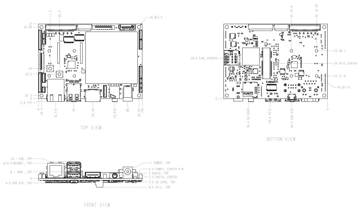 Connected i.MX6 Single Board Computer | Digi International on