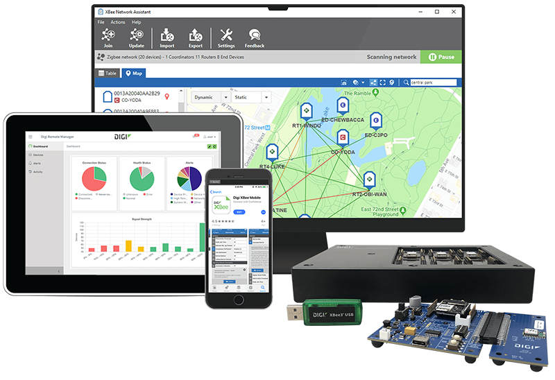 XCTU - Next Gen Configuration Platform for XBee/RF Solutions