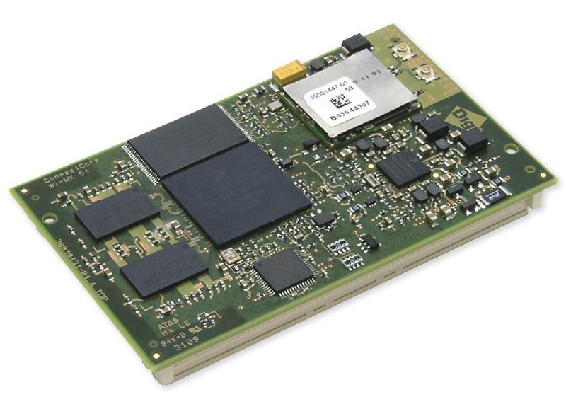 Digi ConnectCore i.MX51 / Wi-i.MX51