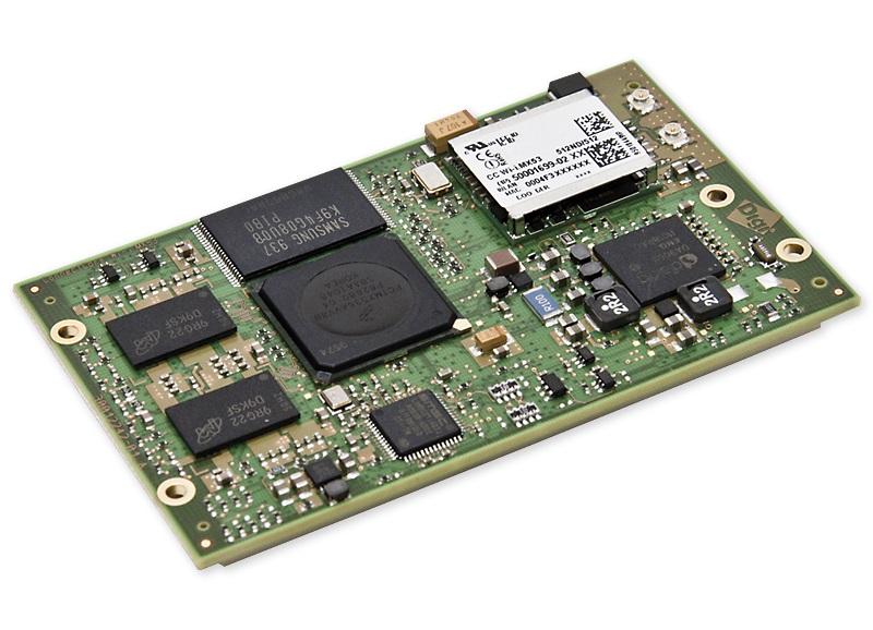 Digi ConnectCore i.MX53 / Wi-i.MX53