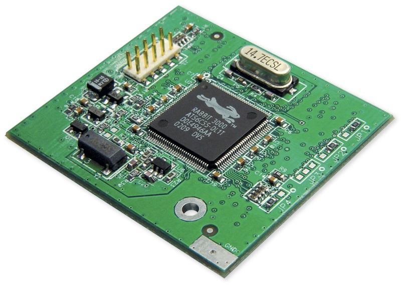 RabbitCore RCM3100 Series