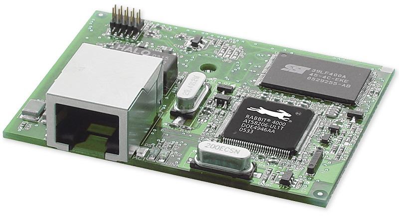 RabbitCore RCM4000 Series