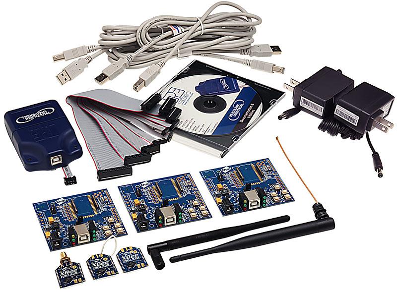 XBee Pro 900HP Development Kit