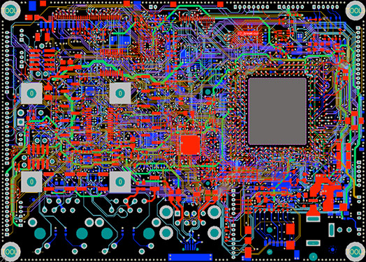 printed circuit board pcb layout and design digi international rh digi com