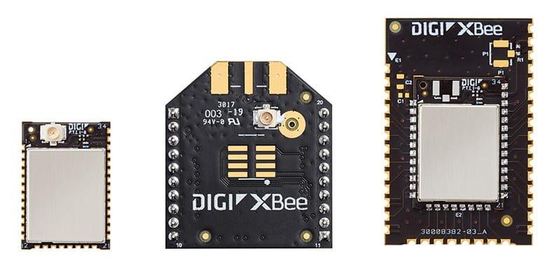 Digi XBee 3 DigiMesh 2.4 RF-Modul