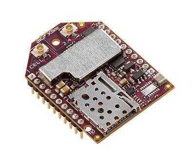 Digi XBee 3 Cellular LTE-M/NB-IoT modem